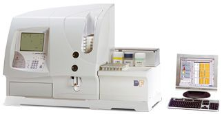 Automatic hematology analyzer / 32-parameter 120 tests/h | ABX Pentra DF 120 HORIBA Medical