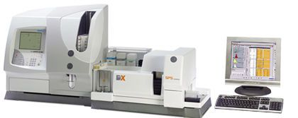 Automatic hematology analyzer / 49-parameter 120 tests/h | ABX Pentra DX 120 SPS HORIBA Medical