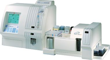 Automatic hematology analyzer / 36-parameter 120 tests/h | ABX Pentra 120 Retic SPS HORIBA Medical