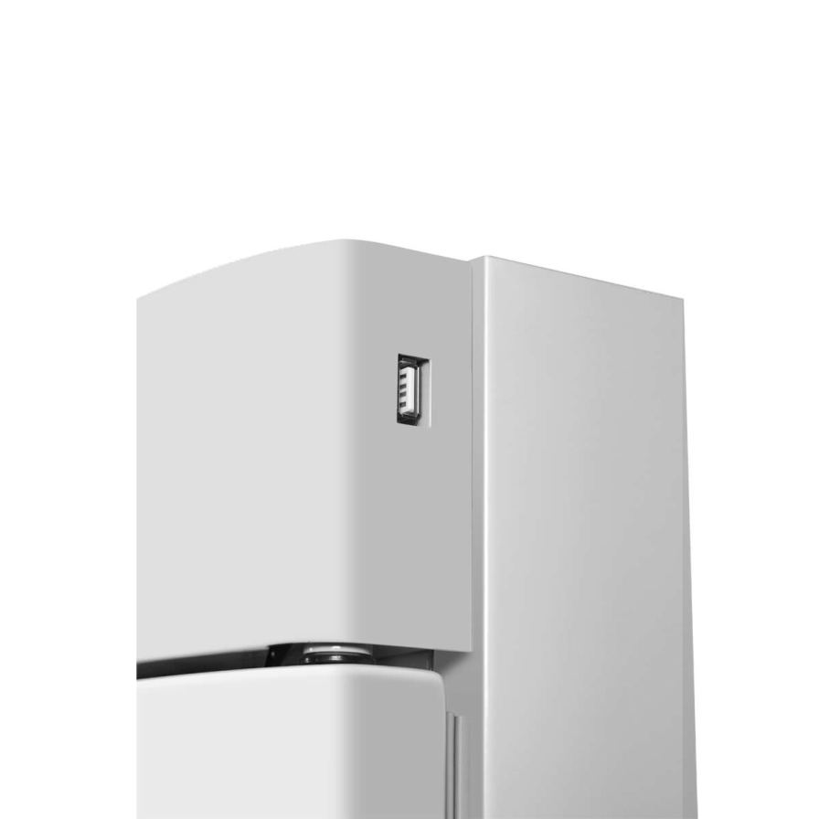 Laboratory refrigerator-freezer / upright / 2-door 2 °C ... 8 °C, -40 °C ... -20 °C, 185 L, 97 L | HYCD-282 Haier Medical and Laboratory Products
