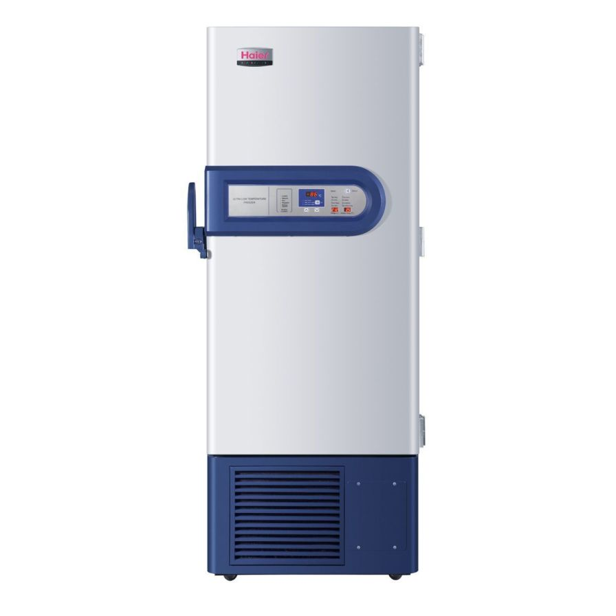 Laboratory freezer / cabinet / ultralow-temperature / 1-door -86 °C, 338 L | DW-86L338 Haier Medical and Laboratory Products