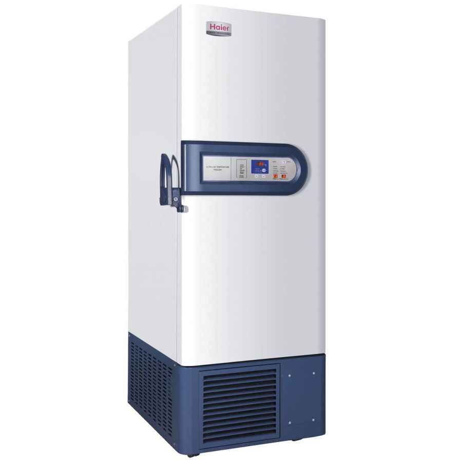 Laboratory freezer / cabinet / ultralow-temperature / 1-door -86 °C, 388 L | DW-86L388A Haier Medical and Laboratory Products