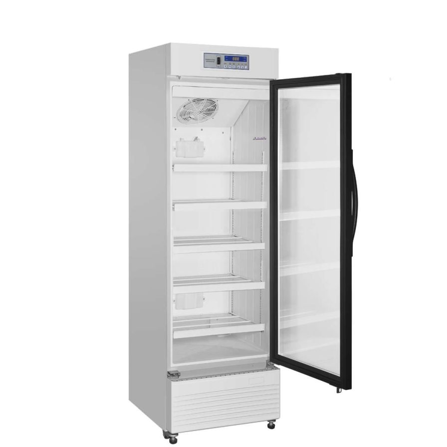 Pharmacy refrigerator / cabinet / 1-door 2 °C ... 8 °C, 360 L | HYC-360 Haier Medical and Laboratory Products