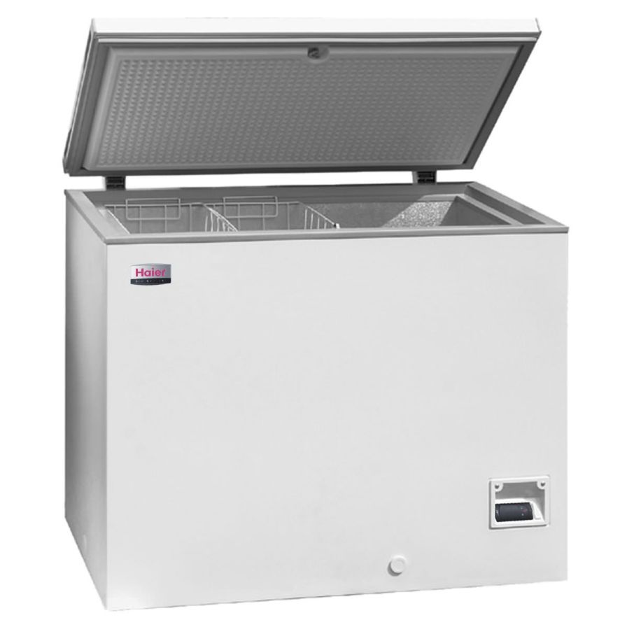 Laboratory freezer / chest / 1-door -40 °C, 255 L | DW-40W255 Haier Medical and Laboratory Products