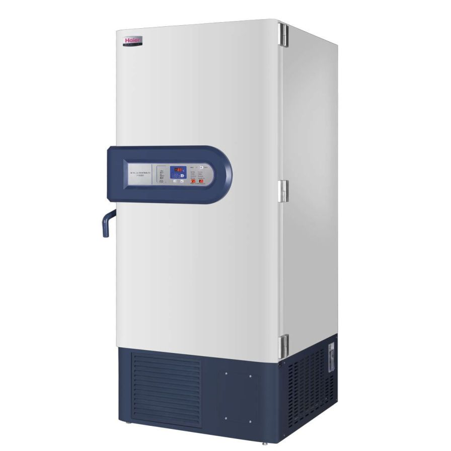 Laboratory freezer / cabinet / ultralow-temperature / 1-door -86 °C, 486 L | DW-86L486 Haier Medical and Laboratory Products