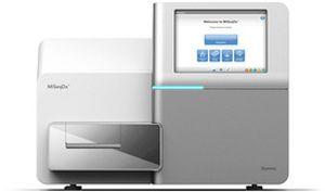 DNA next-generation sequencer / laboratory MiSeqDx illumina