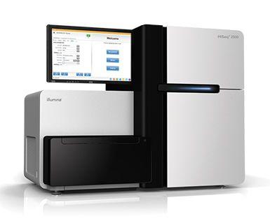 DNA next-generation sequencer / laboratory HiSeq 2500 illumina