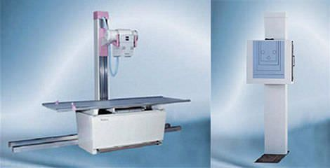 Radiography system (X-ray radiology) / analog / digital / for multipurpose radiography Idetec Medical Imaging