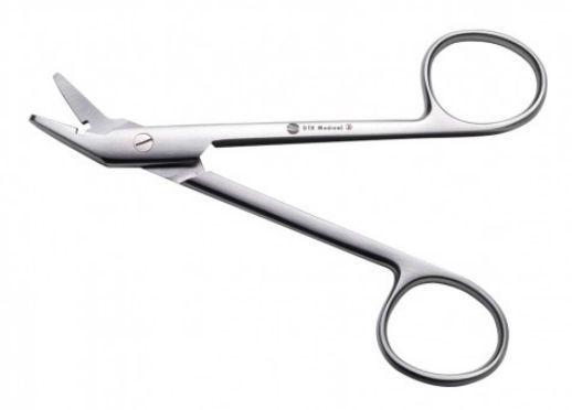 Wire-cutting scissors 12 cm DTR Medical