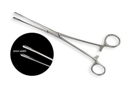 Uterine polyp forceps 24 cm DTR Medical