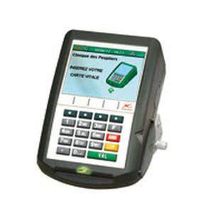 Insurance card reader health / USB Kiosk Ingenico