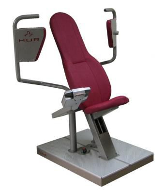 Weight training station (weight training) / butterfly / rehabilitation 5160 Rehab HUR