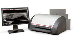 Veterinary CR screen phosphor screen scanner IDEXX I-Vision CR® Idexx Laboratories