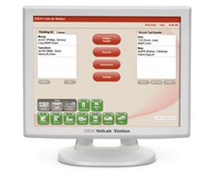 Management system / information / laboratory IDEXX VetLab® Idexx Laboratories
