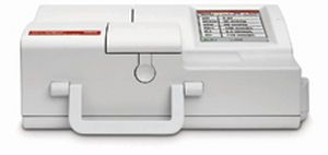 Veterinary blood gas and electrolyte analyzer VetStat® Idexx Laboratories
