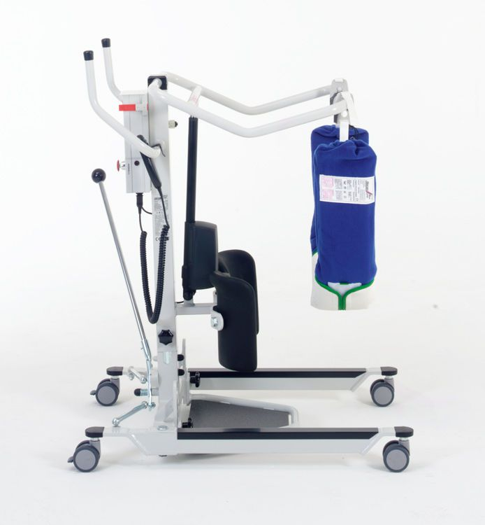 Electrical stander / walking / with harness RAISA Standard Horcher Medical Systems