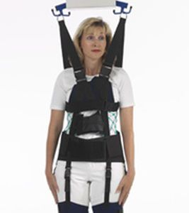 Walking sling / for patient lifts VEST Horcher Medical Systems