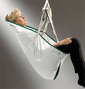 Patient lift sling / amputee HCGA Horcher Medical Systems