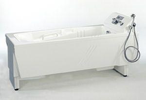 Electrical medical bathtub / height-adjustable LENA 230 Horcher Medical Systems