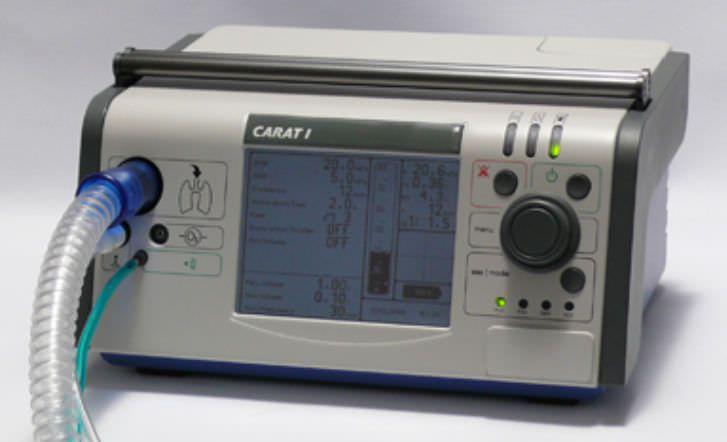 Resuscitation ventilator CARAT I HOFFRICHTER