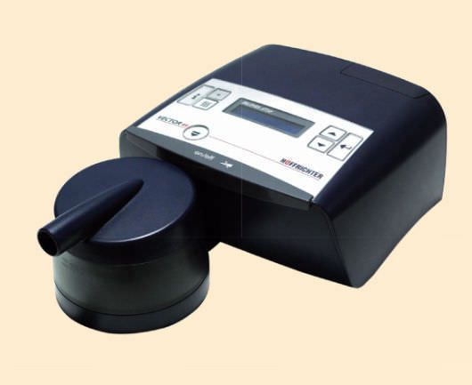 Bi-level positive-pressure ventilator / CPAP VECTOR et BILEVEL ST30 HOFFRICHTER