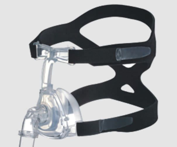 Artificial ventilation mask / nasal / silicone CPAP HOFFRICHTER