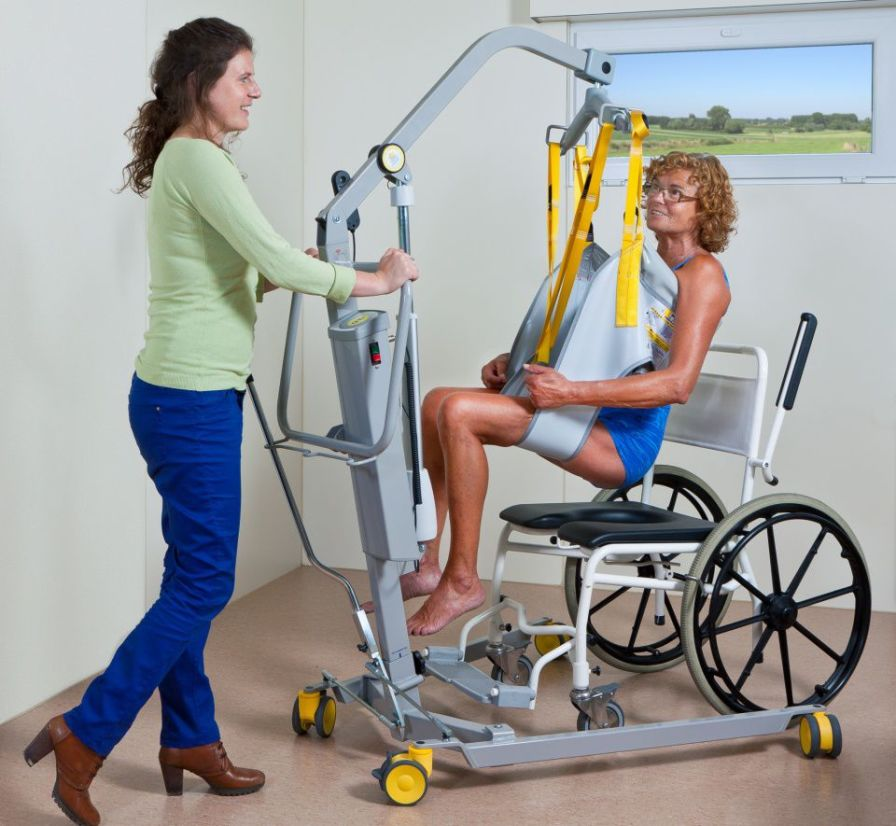 Mobile patient lift / electrical 1630 Handi-Move