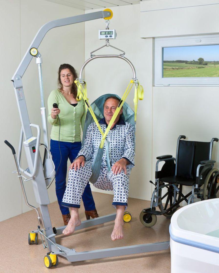Patient lift sling DayLite Handi-Move