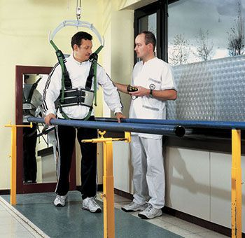 Walking sling / for patient lifts Handi-Move