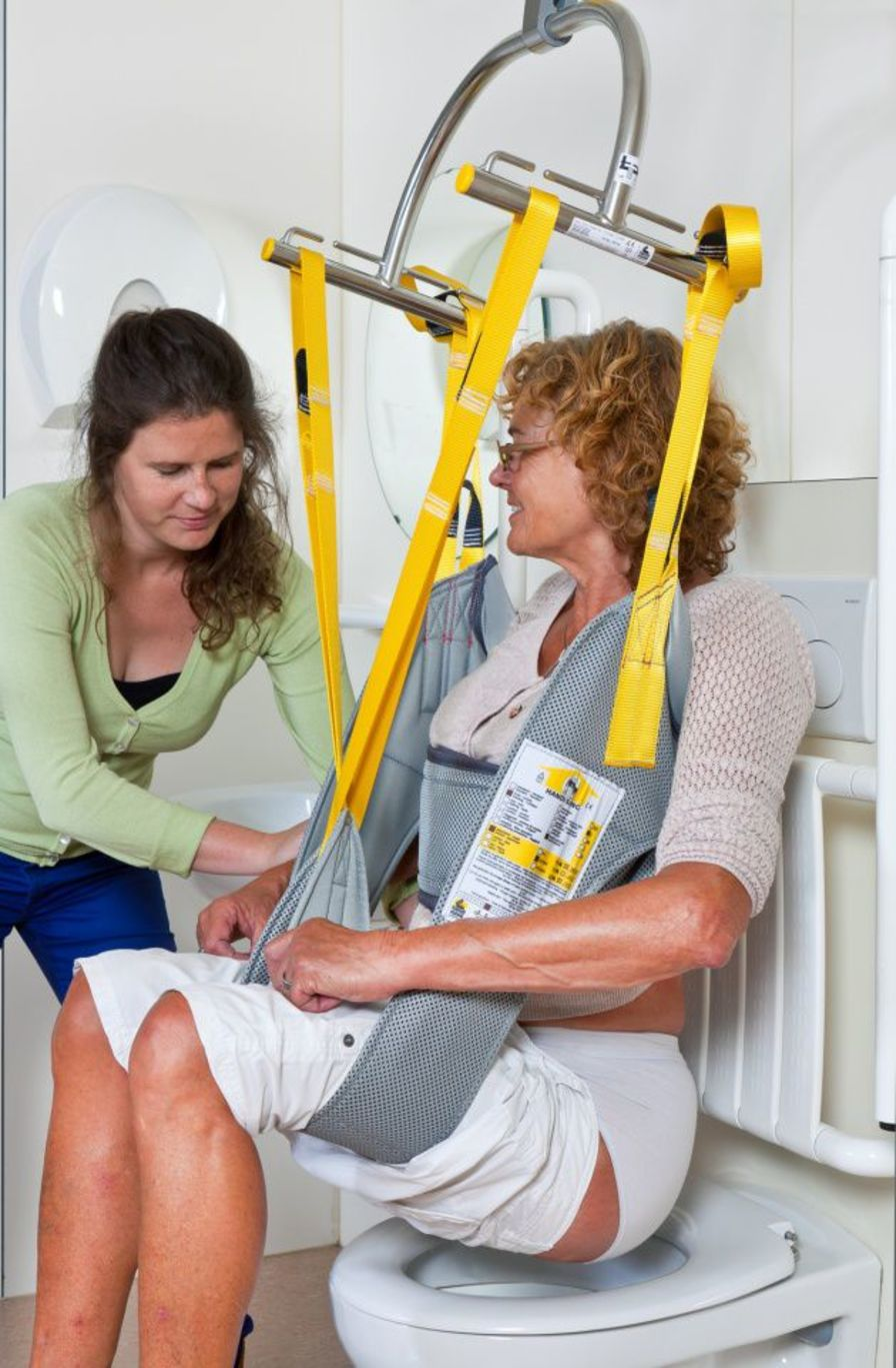 Spreader bar for patient lift Standard Handi-Move