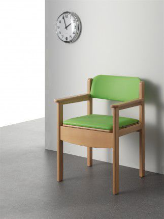 Commode chair / with bucket 00958 Haelvoet