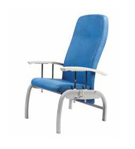 Reclining medical sleeper chair / manual Fero 06036 Haelvoet
