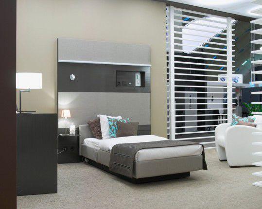 Nursing home bed / height-adjustable / Trendelenburg / reverse Trendelenburg Olympia Soft Haelvoet