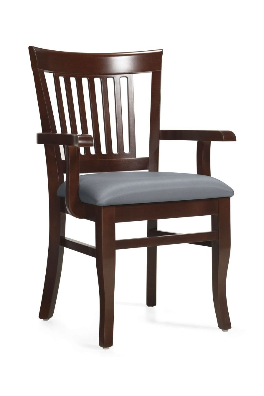 Chair with armrests GC3799FC Global Care