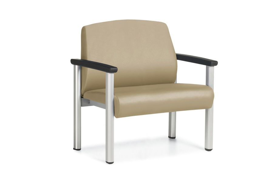 Chair with armrests / with high backrest Interlock Global Care