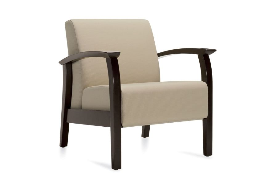 Chair with armrests Primacare Global Care