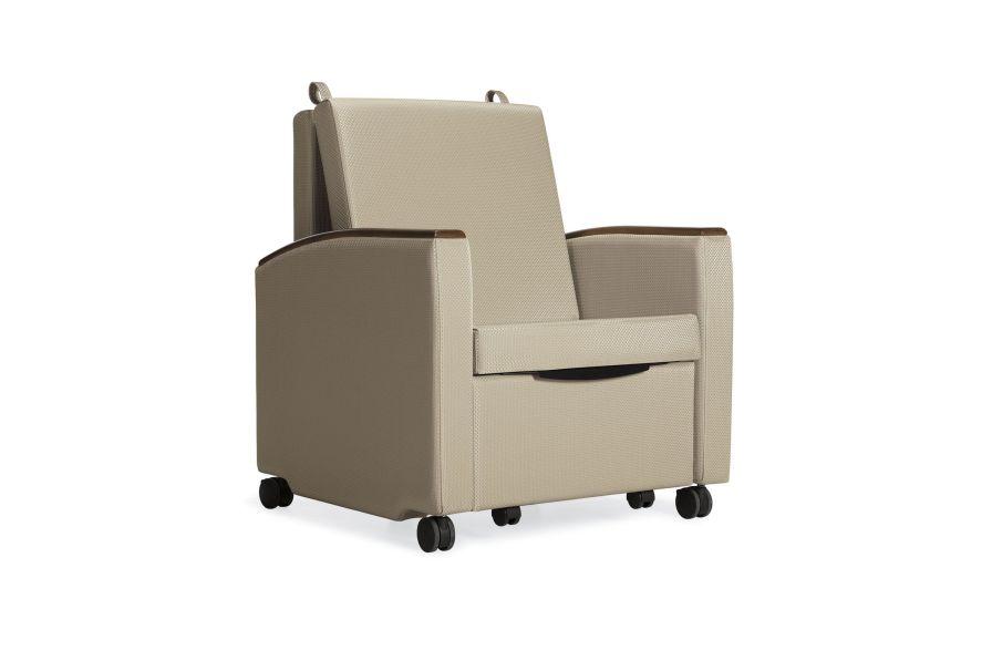 Healthcare facility convertible chair GC3779 Global Care