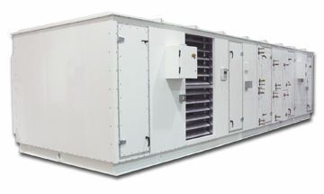 Air handling unit for healthcare facilities / modular CSU Huntair
