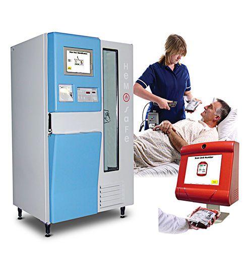 Management software / medical / for blood transfusion center BloodTrack® HAEMONETICS