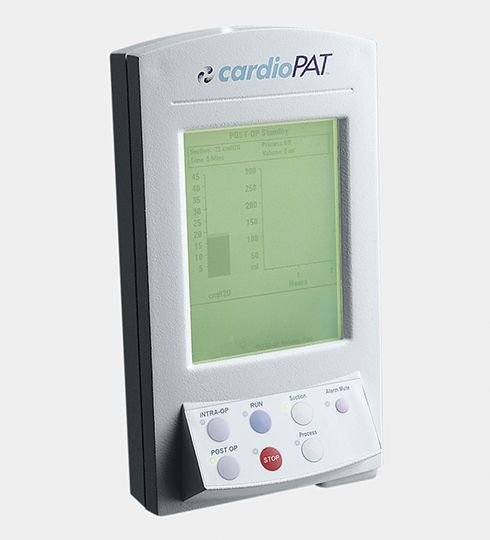 Intraoperative autotransfusion system cardioPAT® HAEMONETICS