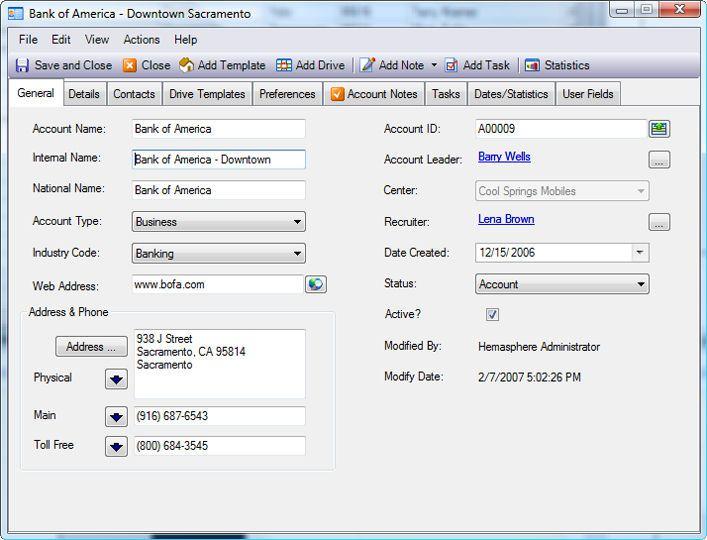 Management software / medical / for blood transfusion center Hemasphere® HAEMONETICS