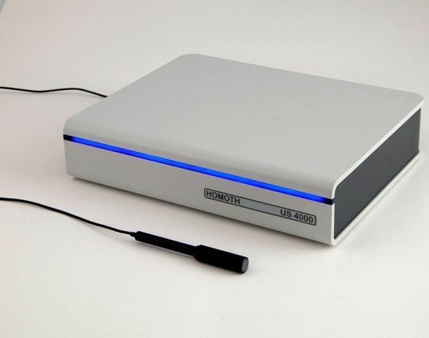 Ultrasound system / on platform, fixed / for sinus ultrasound imaging BLUE LINE HOMOTH