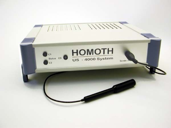 Ultrasound system / on platform, fixed / for sinus ultrasound imaging CLASSIC HOMOTH