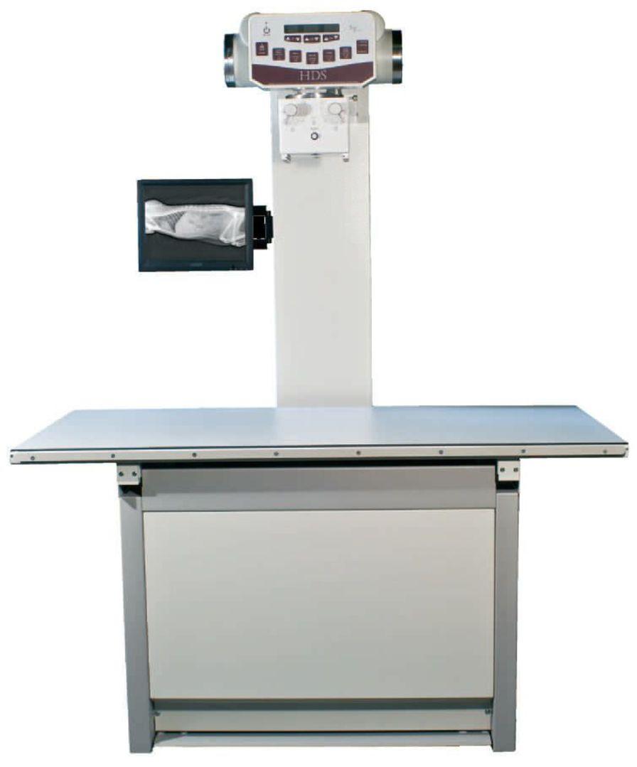 Veterinary X-ray radiology system HDS 4000 Hudson Digital Systems
