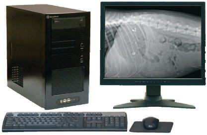 Veterinary medical picture archiving and communication system (PACS) HDS VET PACS Hudson Digital Systems