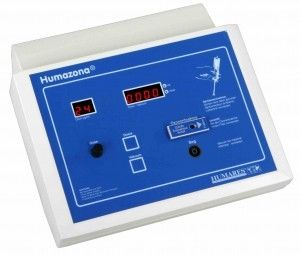 Ozone therapy unit HUMAZONA® Humares GmbH