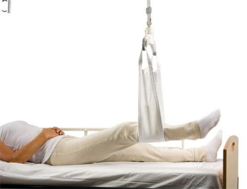 Patient lift sling / disposable Leg Guldmann