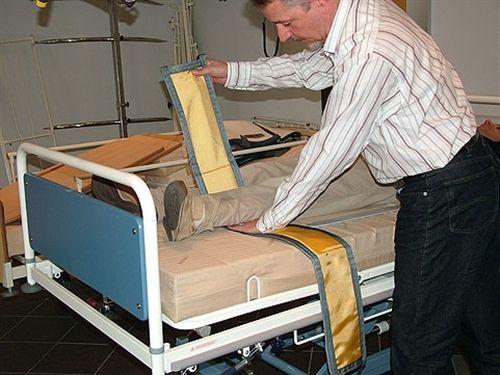 Patient lift sling / leg Guldmann