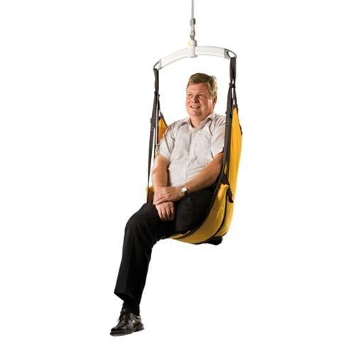 Patient lift sling Custom Amputee Guldmann
