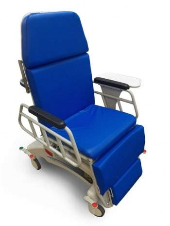 Electrical stretcher chair / height-adjustable / 3-section EPC Hausted Patient Handling Systems